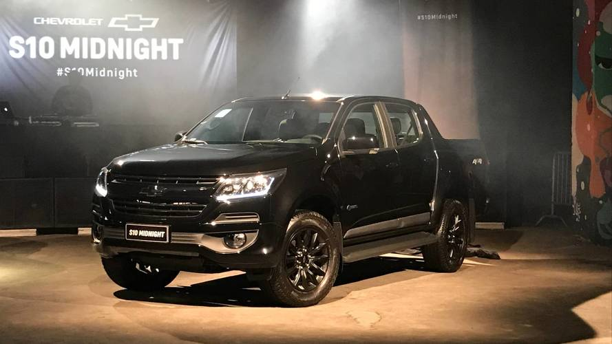 Chevrolet S10 Midnight 2018