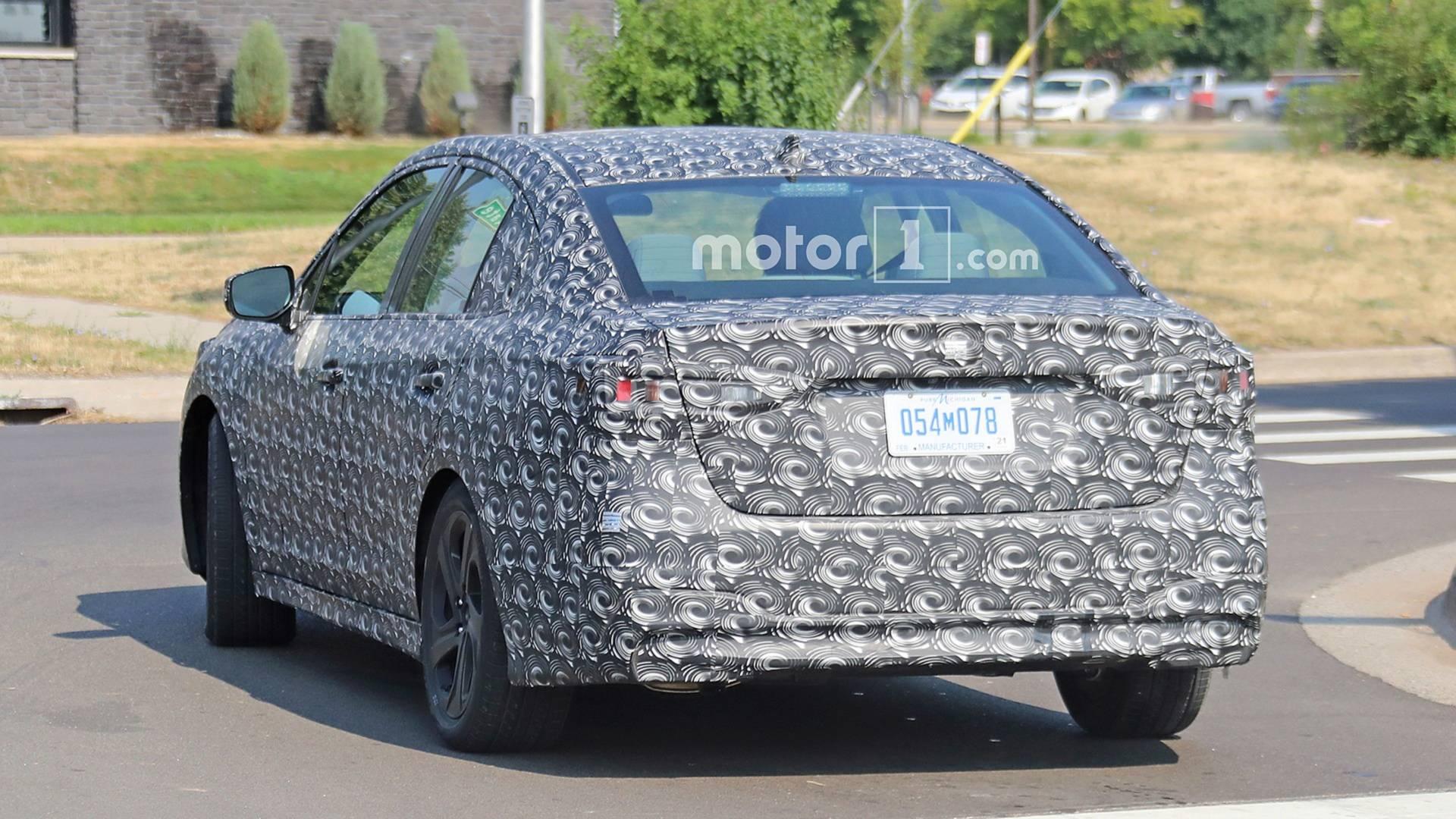 2019 - [Subaru] Legacy & Outback Next-subaru-legacy-spy-shots