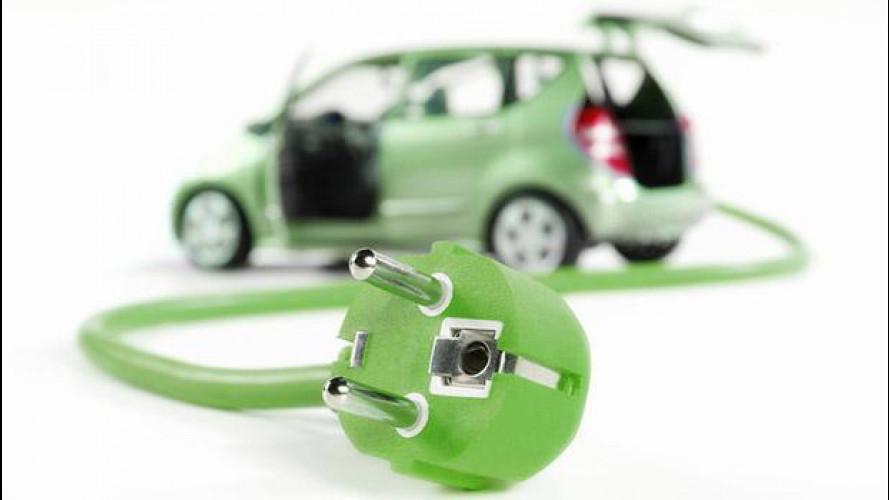 Incentivi auto 2014, sconti elettrici da 5.000 euro