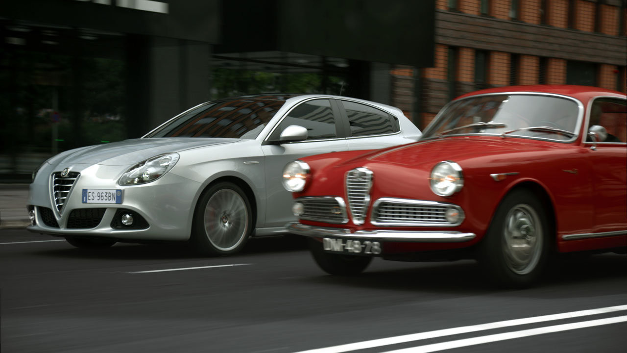 Alfa Romeo Giulietta restyling. Lo spot TV