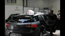 Ecco la Citroen DS5 di Francois Hollande