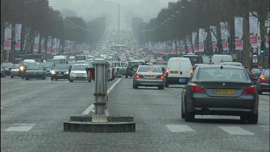 La Francia dichiara guerra al diesel