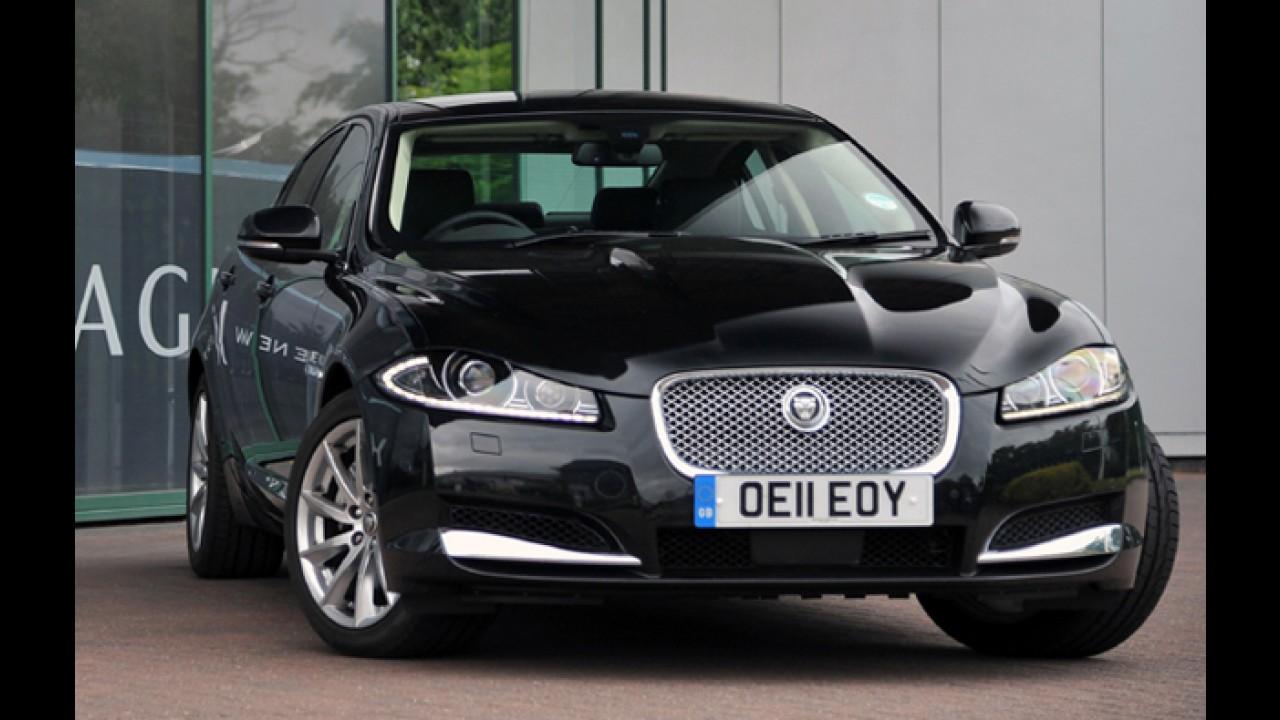 Jaguar poderá ter uma marca exclusiva para a China