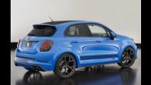 Foco nos EUA: Fiat 500X Abarth terá tração integral e 170 cv