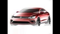 Flagra! Nova geração do VW Jetta já está pronta