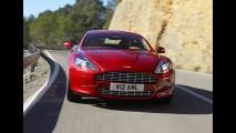 Primeiro Aston Martin Rapide é produzido na Áustria - Veja fotos