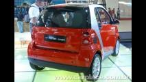 No Brasil: smart fortwo coupé chega em 1º de abril por R$ 57.900