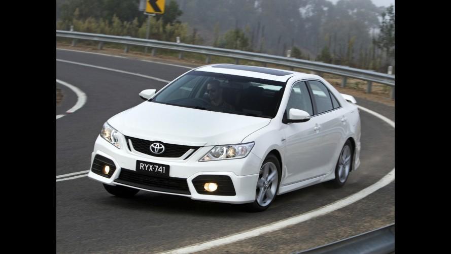 Austrália oferece incentivos para Toyota continuar produzindo no país