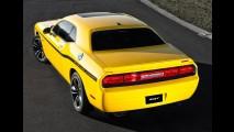 Dodge Challenger SRT8 392 Yellow Jacket 2012