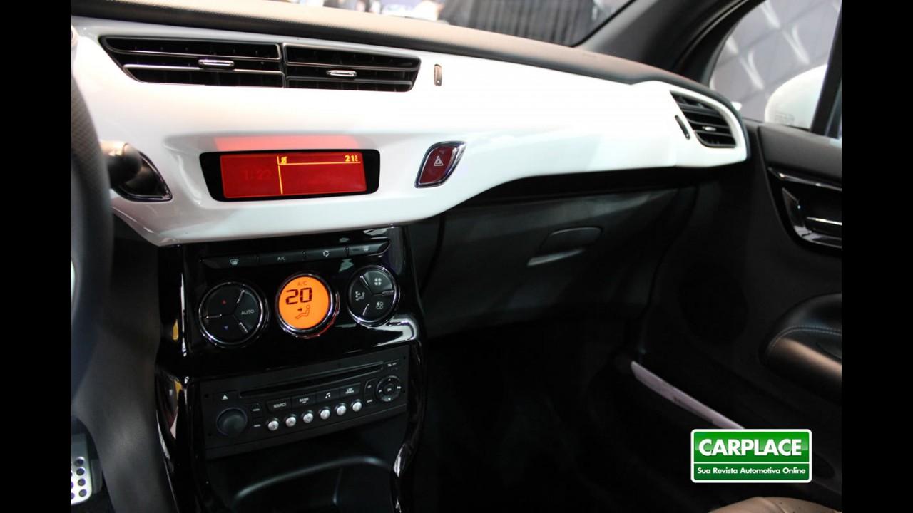 Salão de Buenos Aires: Todos os detalhes do Novo Citroën DS3 em fotos