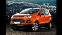 Ford EcoSport 2015 perde versão básica S e parte de R$ 62.990 - veja a tabela