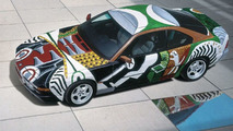 BMW Art Car - David Hockney