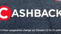 Citroen C2 Stop and Start UK Launch