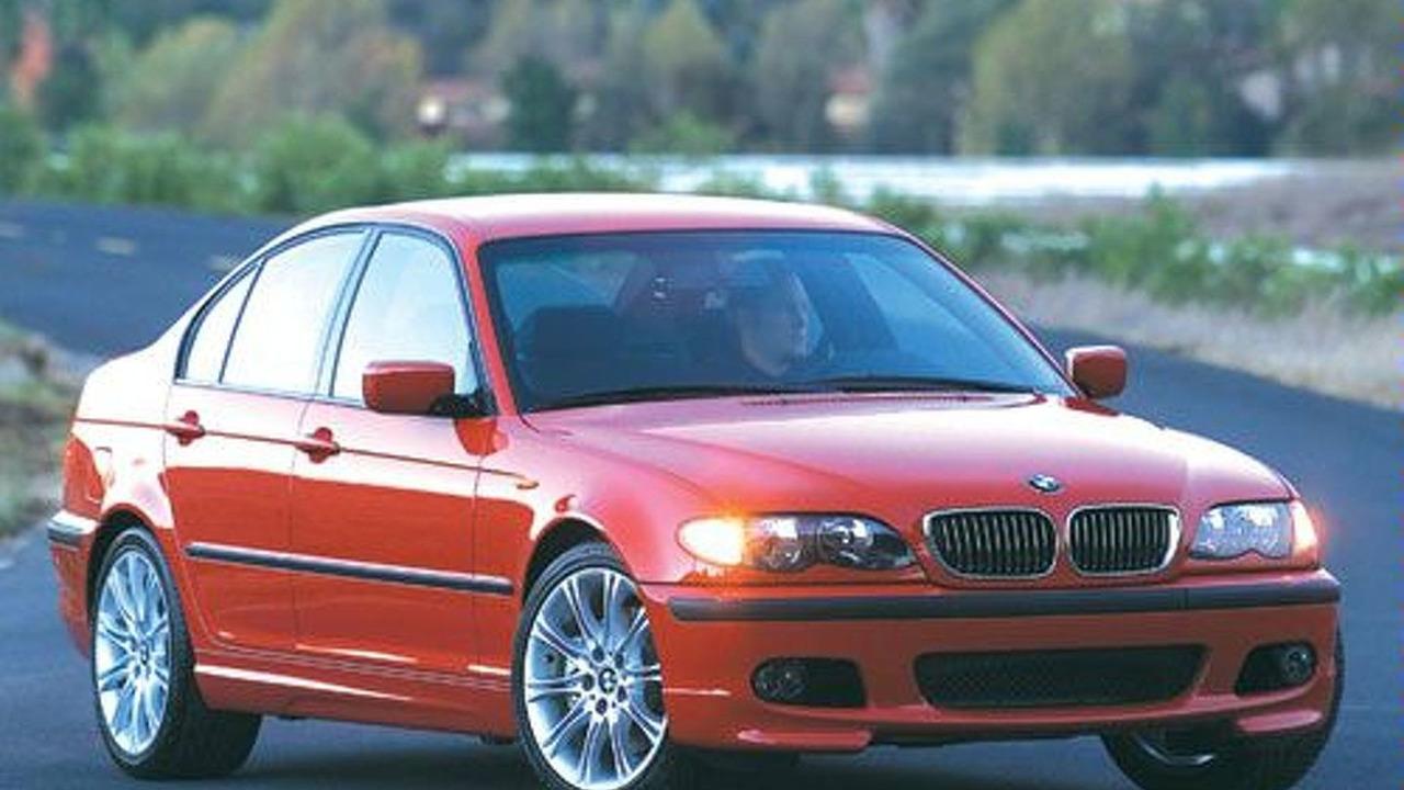 2004 BMW 330i M Edition