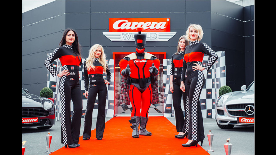 Erlebniscenter ,Carrera World