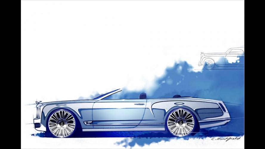 Luxus-Cabrio in der 300.000-Euro-Klasse
