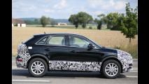 Erwischt: Audi Q3 und RS Q3