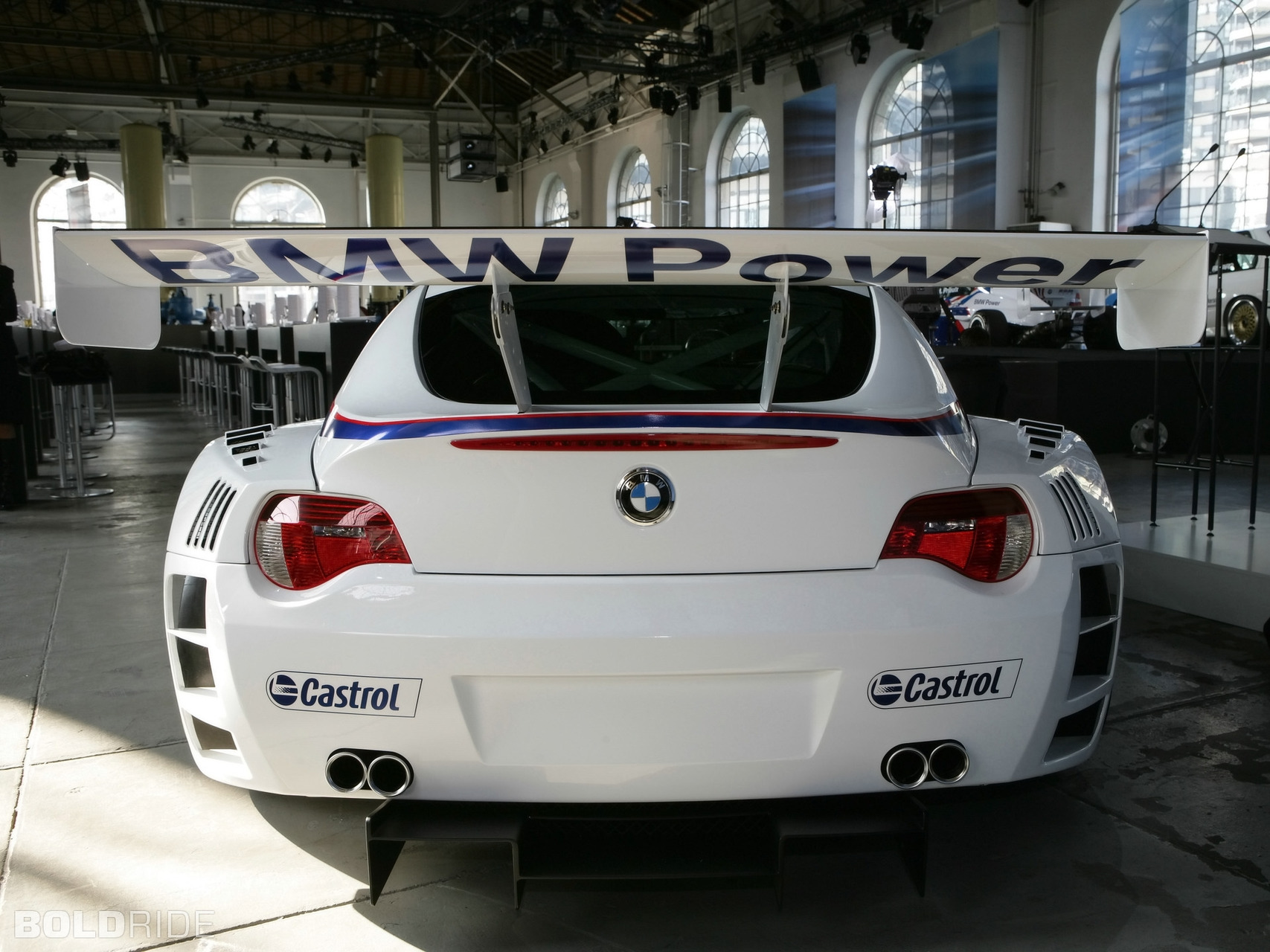 BMW Z4 M Coupe Motorsports Version