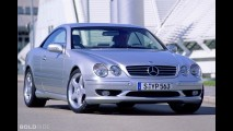 Mercedes-Benz CL55 AMG
