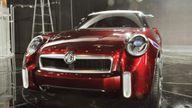 MG Icon concept unveiled in Beijing