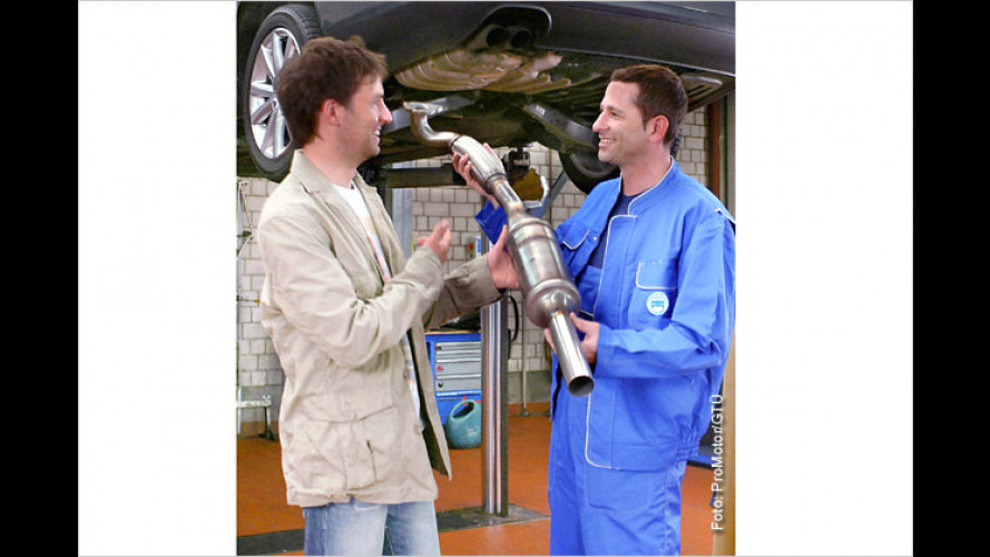 Partikelfilter-Nachrüstung für Diesel: Förderung läuft aus