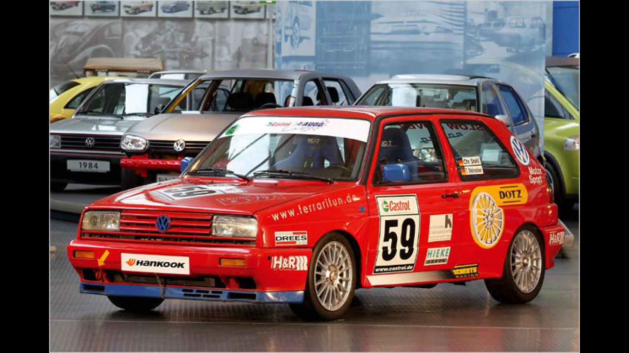 VW Rallye Golf (1989)