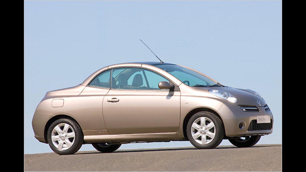 5. Nissan Micra C+C (2005)