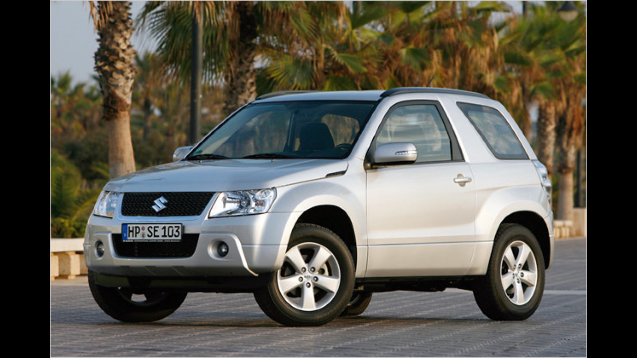 Suzuki Grand Vitara 1.6 Club
