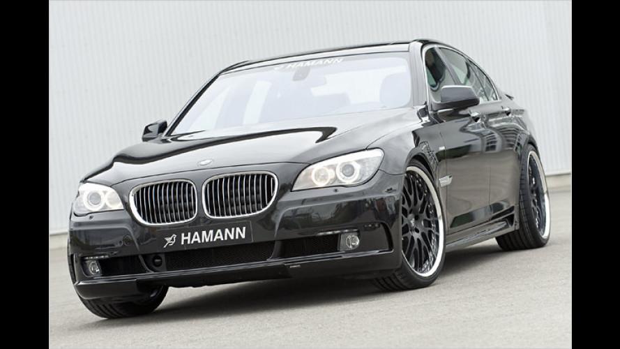 Getunter BMW 7er: Hamann veredelt den Oberklasse-Wagen
