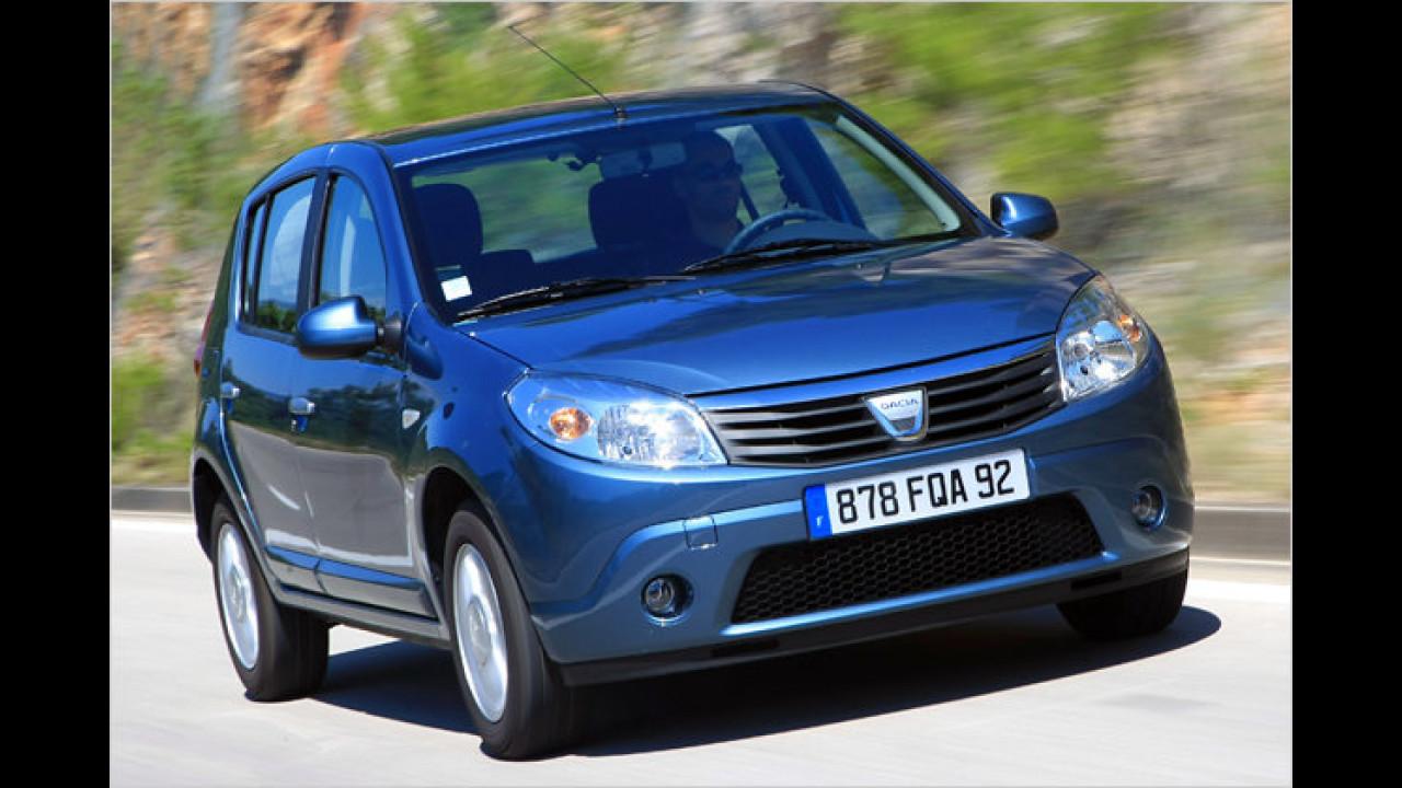 Dacia Sandero 1.5 dCi Lauréate