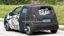 New Chevrolet Beat Spy Photos