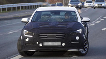 2014 Hyundai Genesis Sedan spy photo 10.12.2012 / Automedia