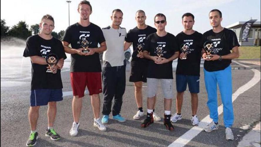 GT Academy 2013: ecco i nomi dei 6 vincitori italiani