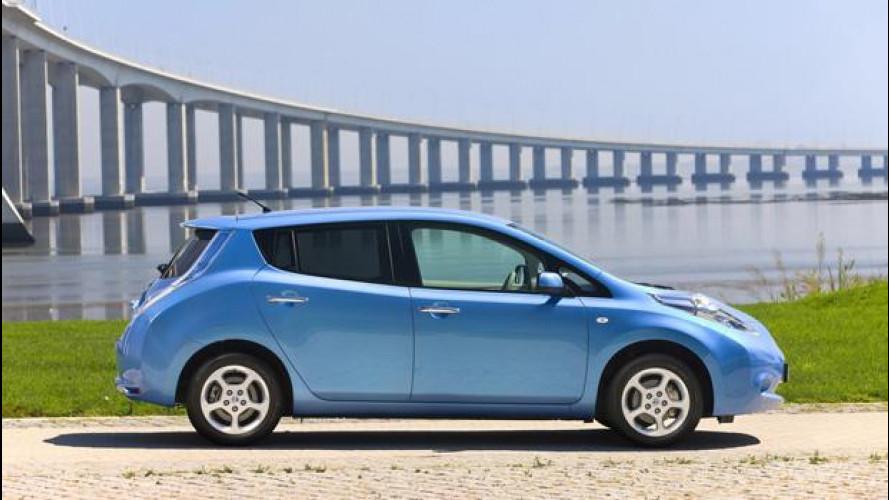 Istituito il Fondo Nissan Zero Emissioni