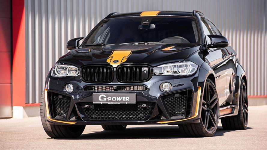 BMW X6 M Muscles Up On Tuner Steroids To Fight Lamborghini Urus