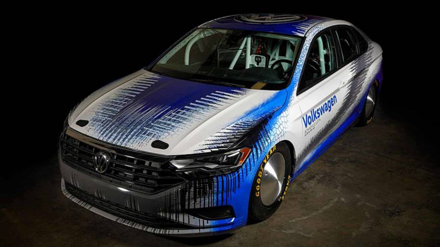 VW Reveals Bonneville Jetta For High-Speed Effort To Top 208 MPH