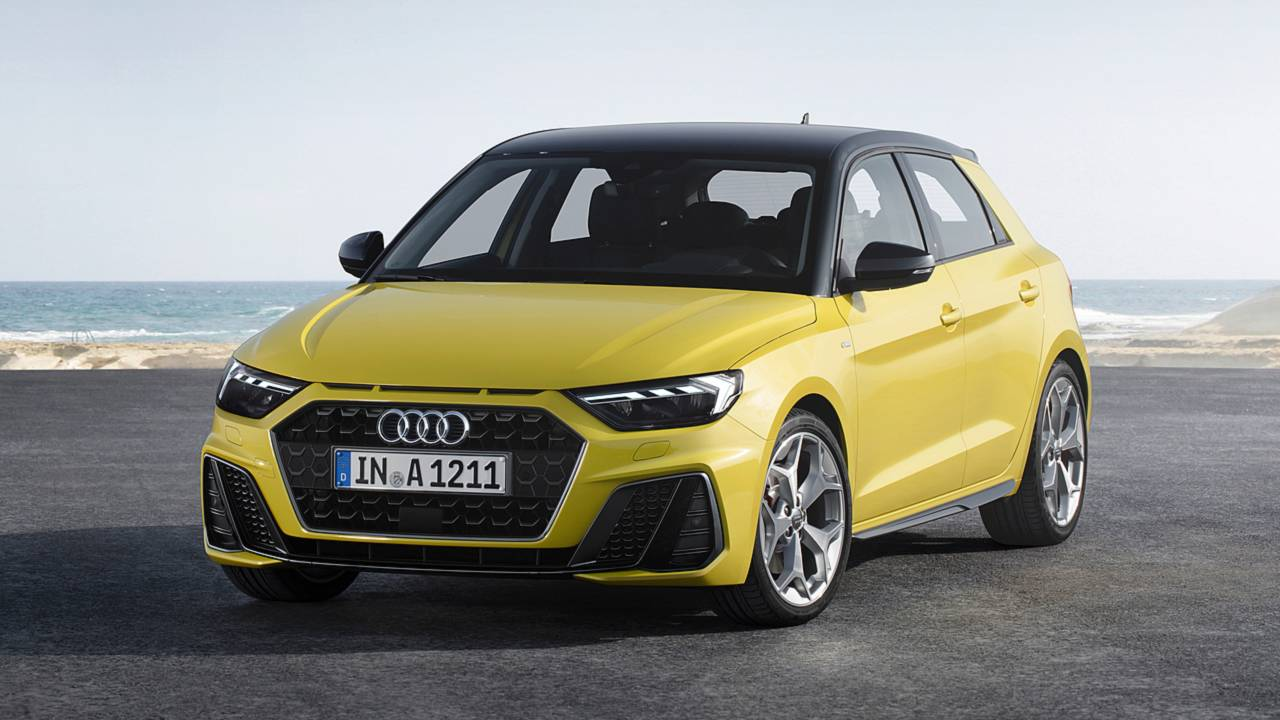2019 audi a1 sportback is a handsome half pint with up to 200 bhp. Black Bedroom Furniture Sets. Home Design Ideas