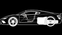 HBH supercar based on Aston Martin V12
