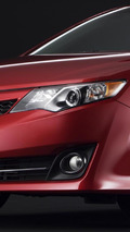 2012 Toyota Camry teaser image - 3.8.2011