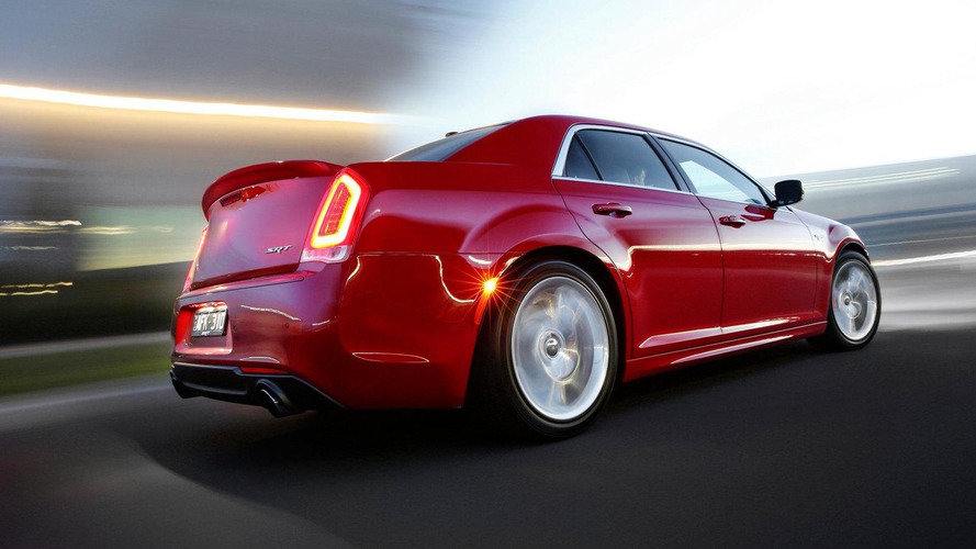 Chrysler 300 SRT arrives in Australia, Americans still out of luck [video]