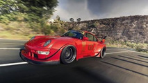 Is this extra wide 1995 Porsche 993 by RWB really worth $175,000?