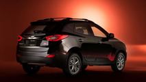 Hyundai Tucson The Walking Dead Special Edition