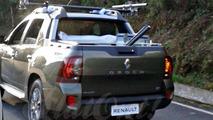 2015 Renault Oroch spy photo