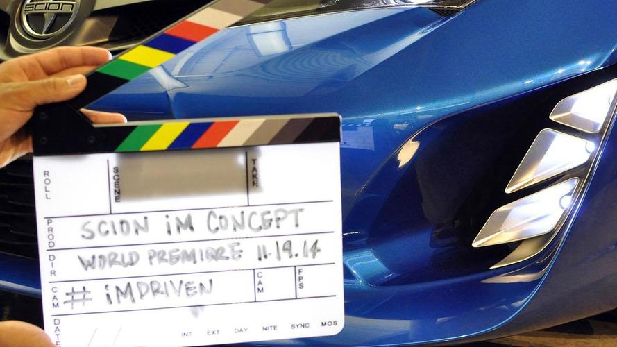 Scion iM concept teased, is it America's Auris?