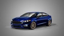 Ford Fusion Sport, 2016 SEMA