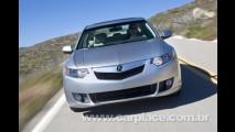 Salão de Nova York 2008: Novo Honda Accord chega como Acura TSX em NY