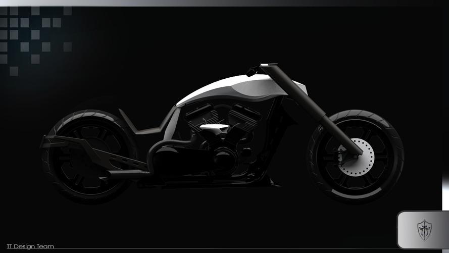 Yeni nesil TT Chopper konsepti
