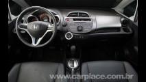 Honda New Fit 2009 - Nova geração chega com motores 1.4 e 1.5 Flex