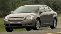 Chevrolet confirma que Omega não deixará de ser importado ao Brasil - Novo lote chega em 2010