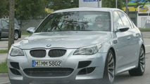 BMW M5 Twin Turbo Spy Photo